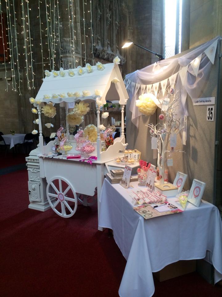 Candy cart by amelia camden weddings junglespirit Choice Image